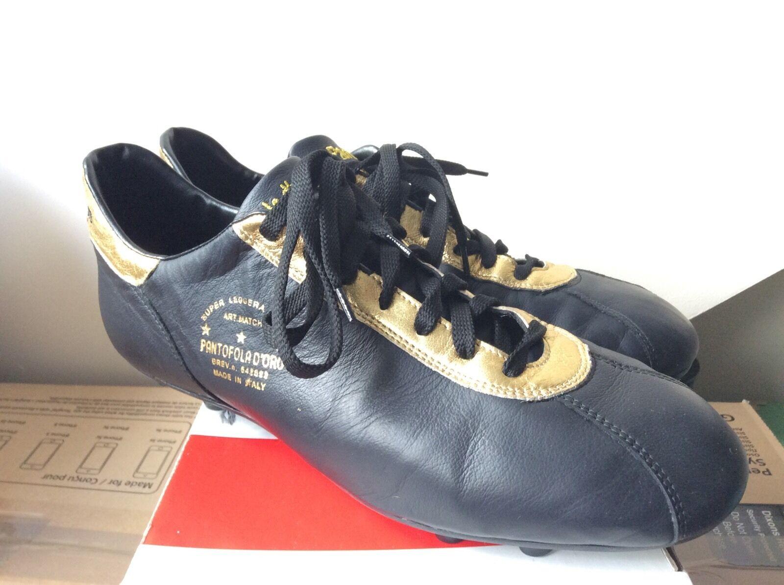 Herren Pantofola D'Oro Antares Canguro Fg Football Stiefel Uk Größe 11