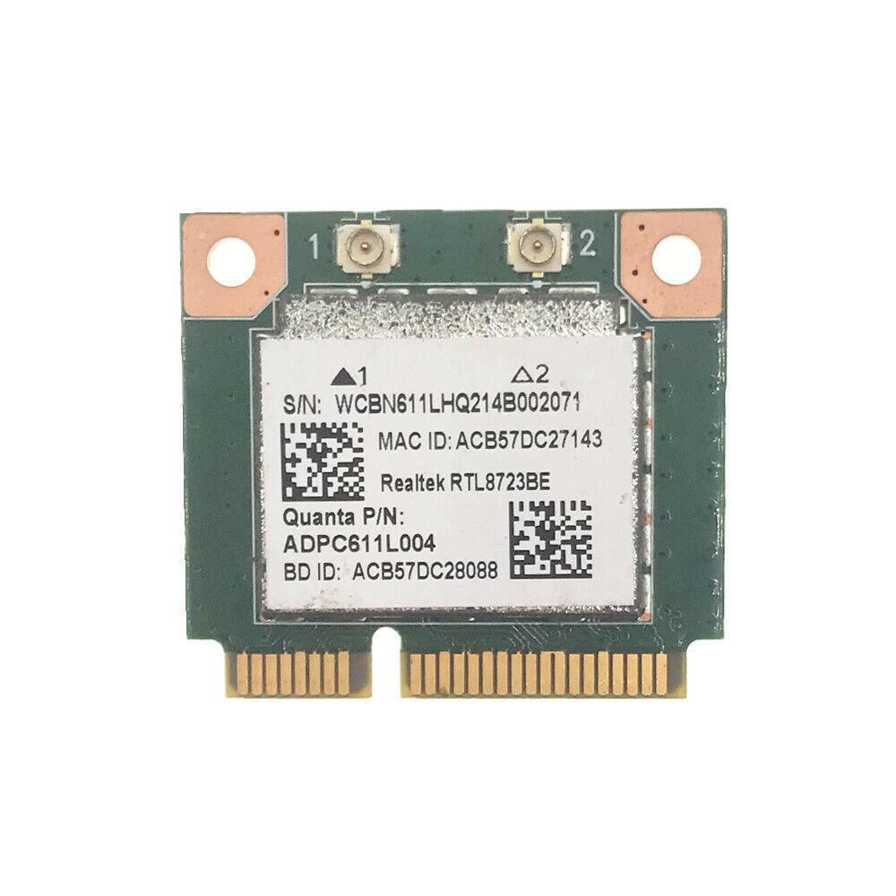 Realtek RTL8723BE 802.11b/g/n Bluetooth 4.0 Wireless Wifi Card For ASUS Series