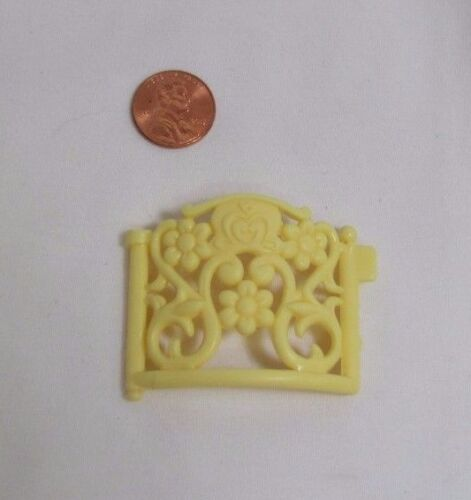 HOTEL Yellow ELEVATOR DOOR Replacement FISHER PRICE Sweet Streets Dollhouse