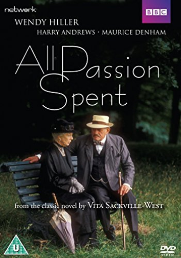 All Passion Spent: The Complete Series DVD NEW