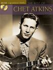 The Best of Chet Atkins With CD (audio) by Chad Johnson Paperback