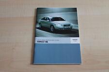 102297) Volvo - Händlerverzeichnis - Prospekt 12/2004