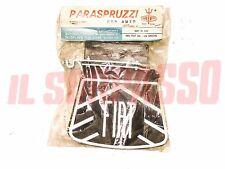 PARASPRUZZI PARAFANGHI POSTERIORI FIAT 124 BERLINA - SPECIAL - TI