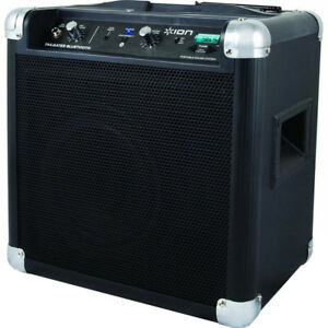 Ion-Audio-Tailgater-Bluetooth-Compact-Speaker-System-with-Microphone
