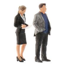 1:64 Mini Männer Frauen Baby Puppen Menschen Figur Modell Dekofiguren