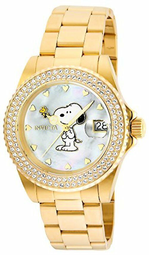 Invicta 24809 Donna Character Collection Quartz and Stainless Steel Casual