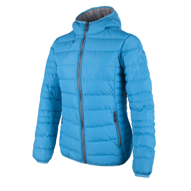 CMP chaquetón de plumas de transición chaqueta azul Teflon ® schnelltrocknend caliente