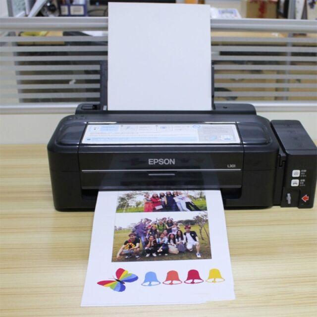 5pcs lot a4 magnetic inkjet printing sheet photo paper mate finish