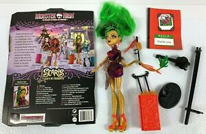 Monster-High-034-Scaris-City-of-Frights-034-Jinafire-Long-Doll-2012-Mattel