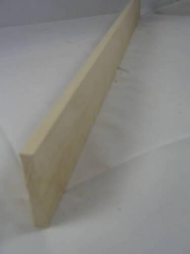 "3//8 x 2 x 24/""  Model Lumber Basswood   craft hobby 1pc"
