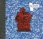 Let the Children Techno [Digipak] by Various Artists (CD, Feb-2011, Because)