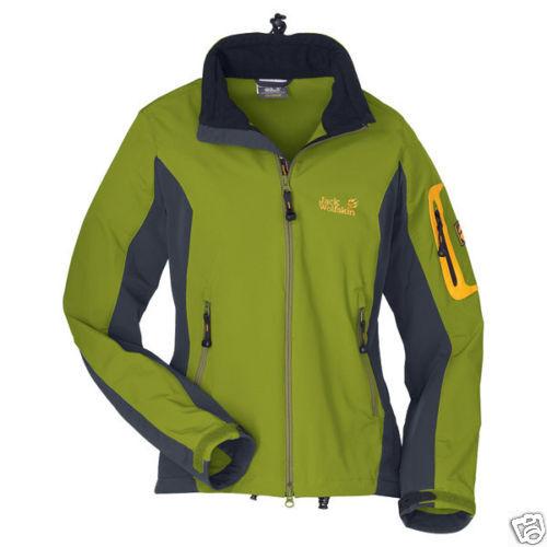 Jack Wolfskin Softshell Traverse Jacket Women, Gr. S, REDUZIERT- EUR 229,-
