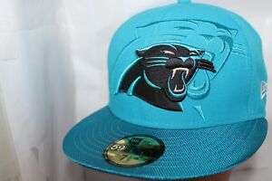 8d263240222b9 Image is loading Carolina-Panthers-New-Era-NFL-Official-Sideline-59fifty-