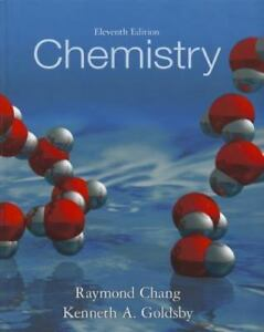 Chemistry by kenneth goldsby and raymond chang 2012 hardcover stock photo fandeluxe Gallery