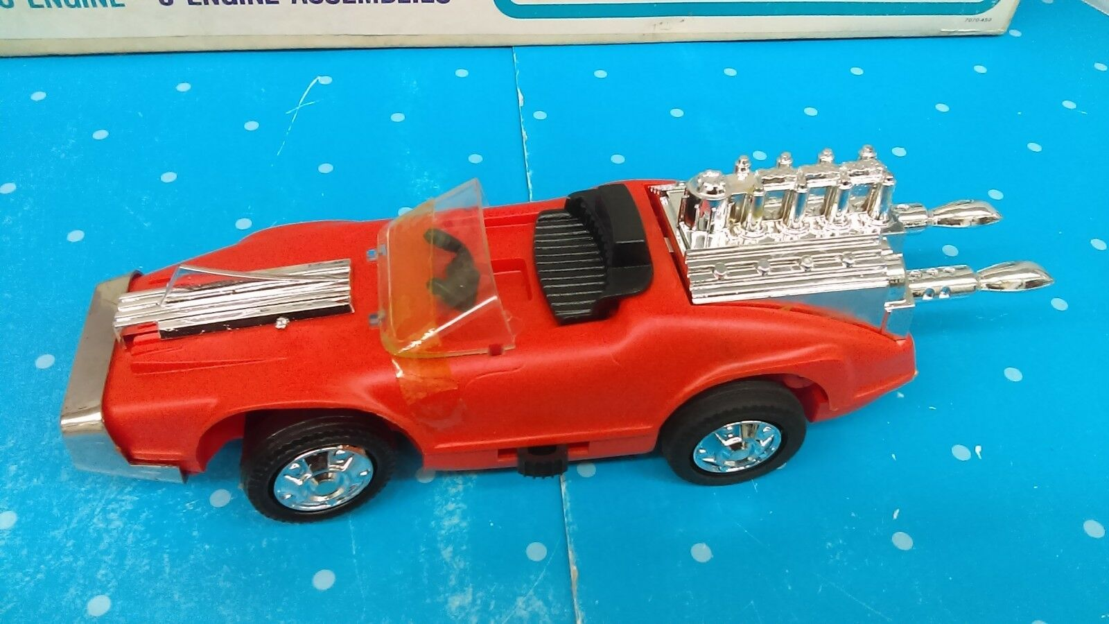 1967 Remco Swapmobile Gift Set Battery Operated Operated Operated MIB NOS Never Used c3af90