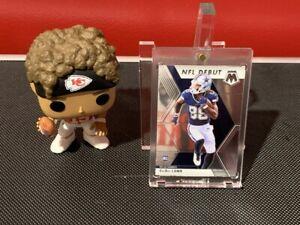 2020 Panini Mosaic CeeDee Lamb Rookie NFL Debut #268 Dallas Cowboys!