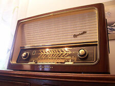 ANTICA_RADIO Telefunken Operette 8 Tube Radio Tuberadio Restored TOP!