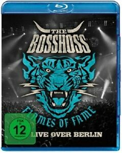 THE-BOSSHOSS-FLAMES-OF-FAME-LIVE-OVER-BERLIN-BLU-RAY-ROCK-amp-POP-NEUF