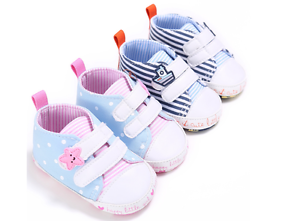 Newborn Baby Boy Girl Soft Sneakers Infant Crib Shoes Toddler ... 85a75b166