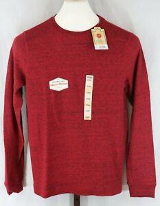 XL  Urban Pipeline Hoodie Shirt Long Sleeve Black Red M NWT Big Boys Size S L
