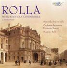 Alessandro Rolla: Music for Viola and Ensemble (CD, Mar-2015, Brilliant Classics)