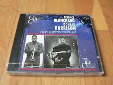 Terence Blanchard & Donald Harrison : New York Second Line - CD Columbia SEALED