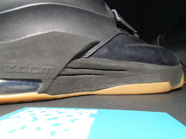 NIKE KEVIN DURANT KD VII EXT BROWN SUEDE QS BLACK GUM BROWN EXT 717593-001 10.5 511c09