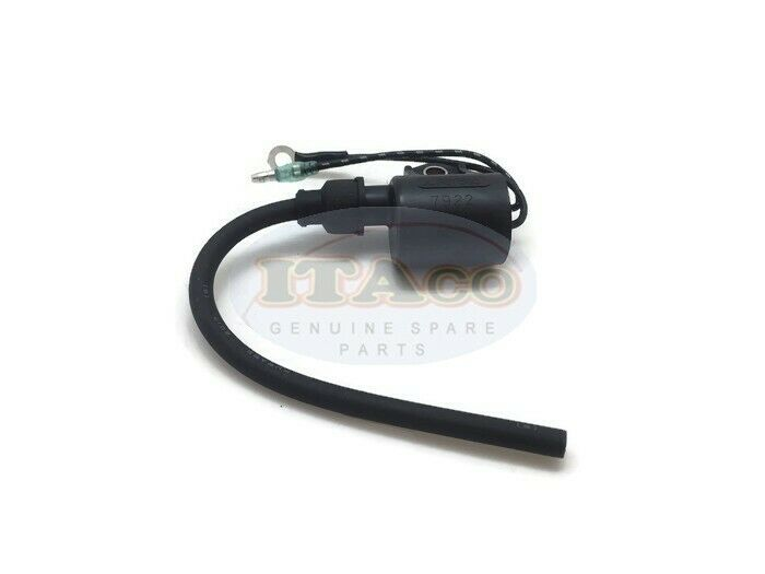50HP 2 stroke Engine Boat Motor Original Made in Japan Ignition Coil Assy for Yamaha Outboard 6H5-85570-00 C 25HP