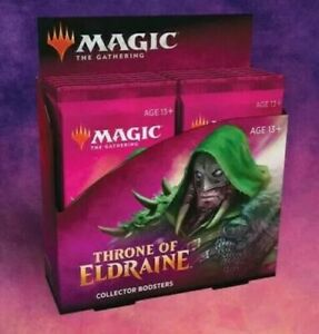 MTG-Throne-of-Eldraine-Collector-039-s-Sealed-Booster-Box-presale