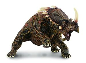 Toys & Hobbies Lower Price with Styracosaurus Brown 9,5 Cm Dinosaur Collecta 88147 Action Figures
