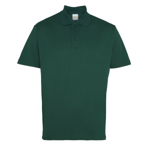 RTY Workwear Mens Short Sleeve Performance Polo Shirt 6 Colours 6 Szs RW4415
