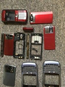BLACKBERRY-PEARL-HOUSING-CHASSIS-PARTS-KEYPADS-BACK-COVER-FACEPLATES