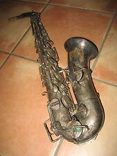 Vintage Buescher USA ,True-Tone, Low Pitch, Alto Saxophone SAX, sn # 249591