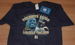Ladainian-Tomlinson-LT-San-Diego-Chargers-Touchdown-Record-T-Shirt-XL-NFL