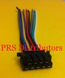 [EQHS_1162]  9 Pin JVC Wiring Harness JVC Car Stereo Wiring Harness BHJVC09 NEW   eBay   Jvc Car Audio Wiring Harness      eBay