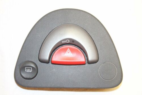 Smart Fortwo 450 Coupe seguridad isla warnblinkerschalter gris