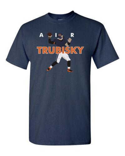 "Mitchell Trubisky Chicago Bears /""Air/"" jersey T-shirt Shirt or Long Sleeve"