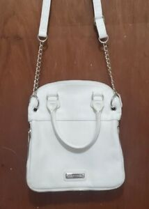 Steve Madden Tote Crossbody  Leather Expandable Bag
