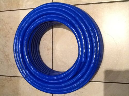 "Caravan Motorhome fresh water food grade non toxic hose pipe 12mm 1//2/"" 30m roll"
