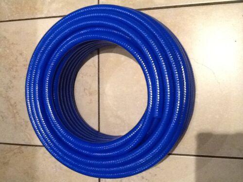 "Caravan Motorhome fresh water food grade non toxic hose pipe 12mm 1//2/"" 30m roll"