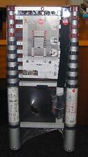 Hailo Flexline 320 Sicherheitsleiter Teleskopleiter Sprossenleiter Aluleiter NEU