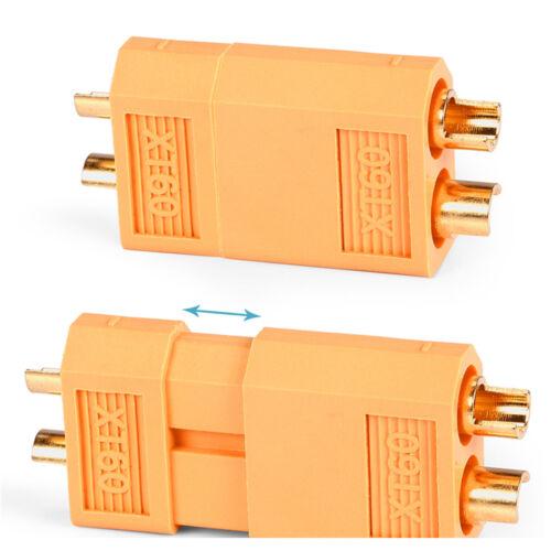 XT60 Batería RC Conectores Enchufe Enchufes Enchufe Macho Hembra XT-60 xt60 Lipo