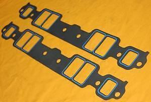 Fel-Pro-Sbc-aluminum-intake-gaskets-1205-Port-Small-Block-Chevy-Gasket-350-400
