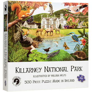 Killarney-National-Park-Kerry-500-Pieces-Jigsaw-Puzzle-Made-in-Ireland-New