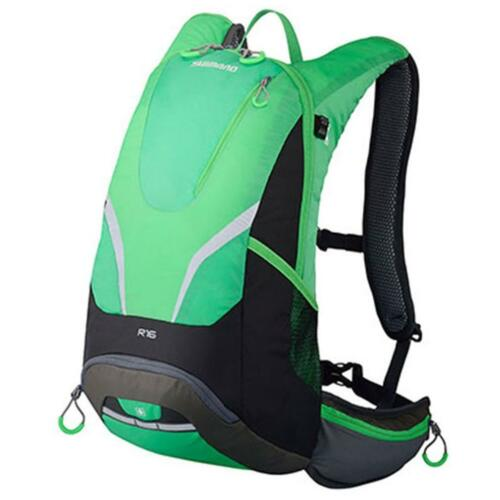Cycling Backpack Shimano ROKKO 16L R16 Hydration All Round Day Pack Bag Mochila