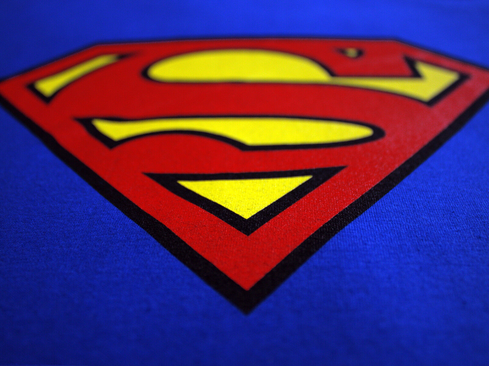 Logo Superman Classique Officiel Dc Comics Film zqn7wqdT