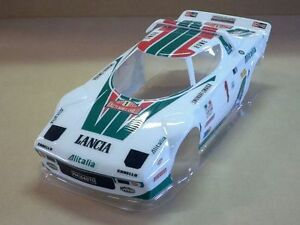 1 10 Scale Lancia Stratos Rally Body Rc Car Shell 200mm Losi