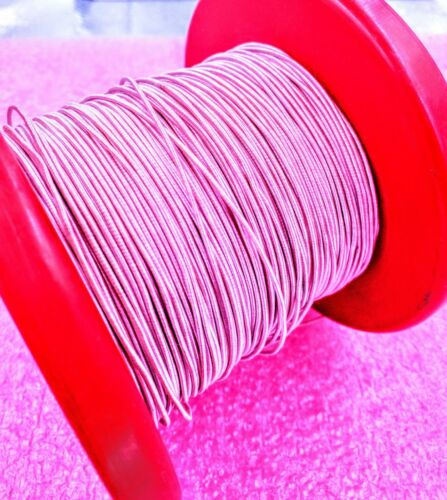 10ft Length 255 Strands of 43 AWG Litz Wire 20 AWG