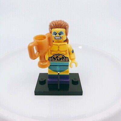 71011 Wrestling Champ Lego Minifigure Series15