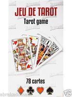 1 Jeu De Tarot 78 Cartes A Jouer De Luxe Societe